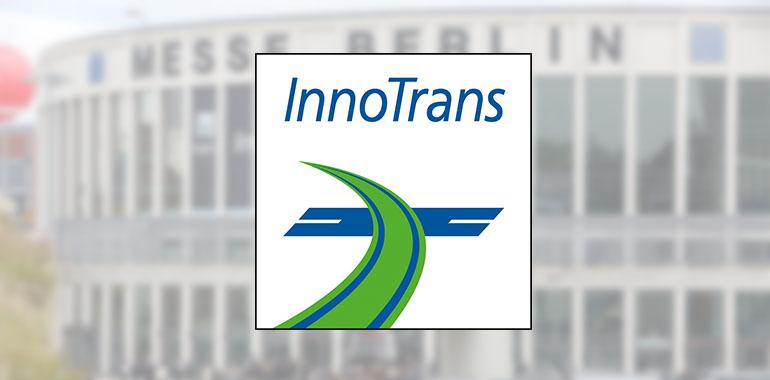 IGH präsentiert sich auf der InnoTrans 2018