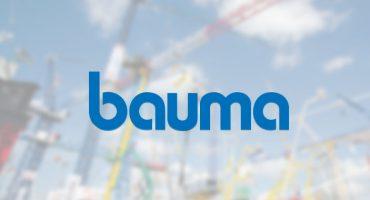 Bauma, Munich (08.-14.04.2019)