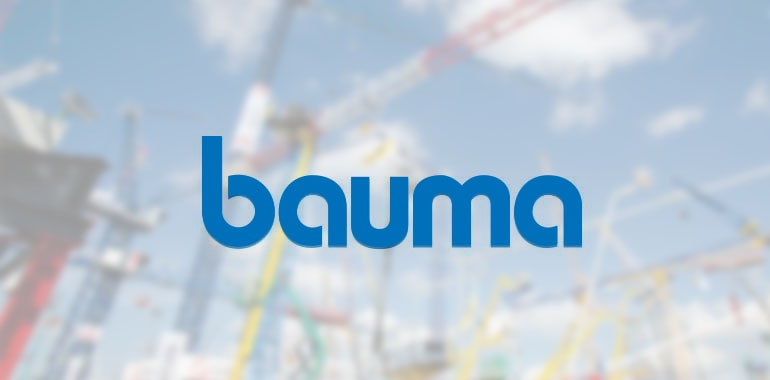 IGH Automation at record bauma