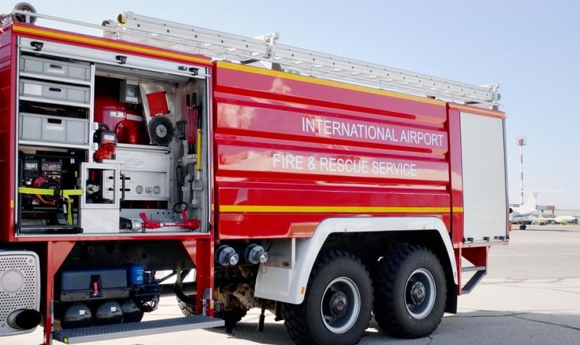 Anwendung: Prüfstände Feuerwehr