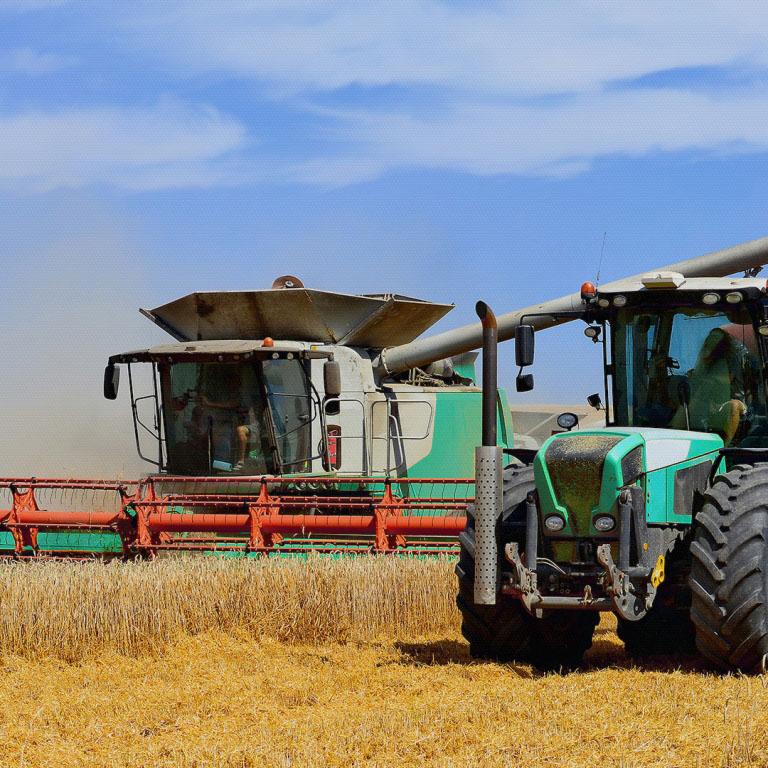 Prüfstandslösungen für Landmaschinen