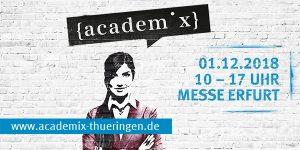 IGH auf der academix Firmenkontaktmesse in Erfurt